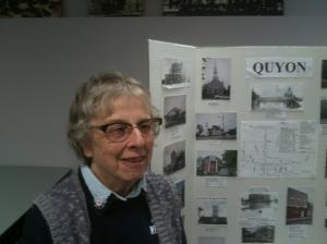 Venetia Crawford, Pontiac Archives