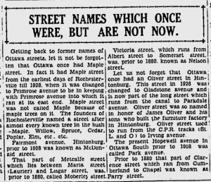 OttawaStreetNamesChanged_Citizen15Apr1933